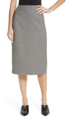 Kate Spade Houndstooth Pencil Skirt