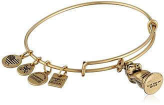 Alex and Ani The Knight Expandable Bangle Bracelet