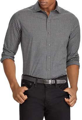 Polo Ralph Lauren Classic Fit Long Sleeve Button-Down Shirt