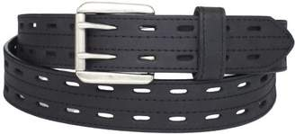 Danbury Men's Big Double-Prong Belt