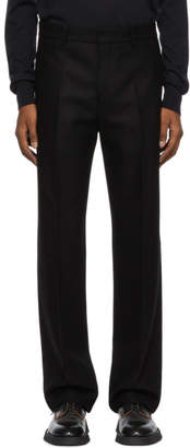 Oamc Black Beuys Suit Trousers