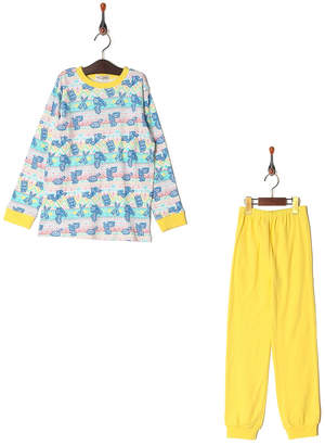 Kid's Pajama & More イエロー パジャマ