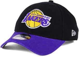 New Era Los Angeles Lakers 2 Tone Shone 9TWENTY Fitted Cap