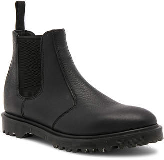 Dr. Martens 2976 Chelsea Leather Boots in Black | FWRD
