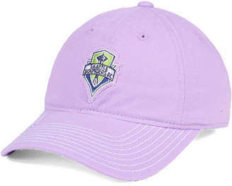 adidas Seattle Sounders Fc Pink Slouch Cap