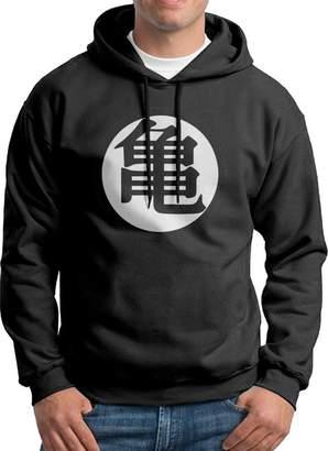 Dragon Ball Z LOIUP Men DBZ Logo Super Saiyan Goku Cool Hoodies Hooded Sweatshirt Fashion