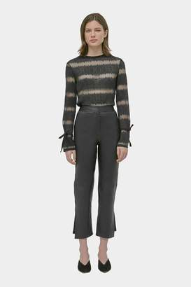 Yigal Azrouel Stretch Leather Pant