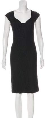 Diane von Furstenberg Katrina Cap Sleeve Lace Dress w/ Tags