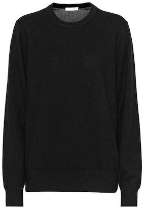 The Row Cashmere crew neck sweater