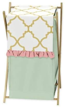 JoJo Designs Sweet Ava Laundry Hamper
