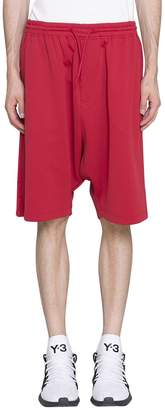 Y-3 Striped Track Shorts