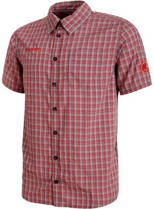 Mammut Lenni Short-Sleeve Shirt - Men's
