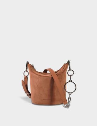 Alexander Wang Ace Crossbody Bag in Terracotta Calfskin