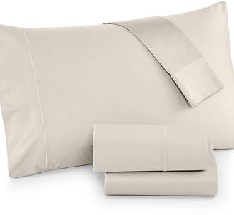 Hotel Collection 525 Thread Count Cotton Extra Deep Pocket Queen Sheet Set Bedding