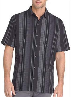 Van Heusen Men's Big and Tall Air Short Sleeve Shirt