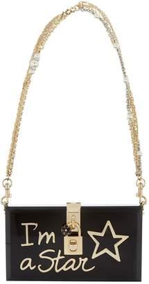 Dolce & Gabbana I'm A Star Clutch Bag
