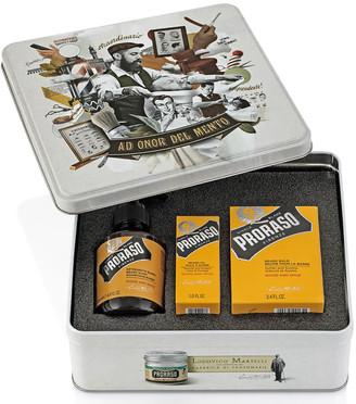Beard Care Tin - Wood and Spice (Worth 37.50)