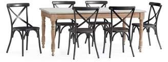 Pottery Barn Table + Bistro Chair Set