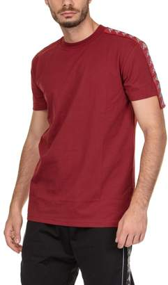 Kappa One Sleeve Banda T-shirt