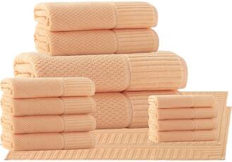 Enchante Set Of 16 Timaru Towel Set