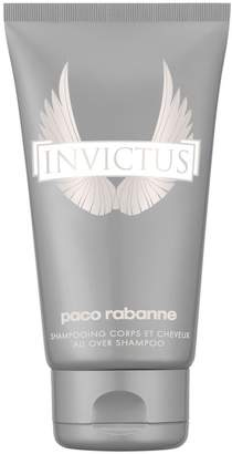 Paco Rabanne Invictus Shower Gel and Hair Shampoo