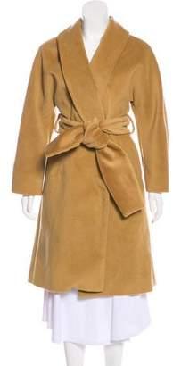 Reformation Shawl Collar Long Coat