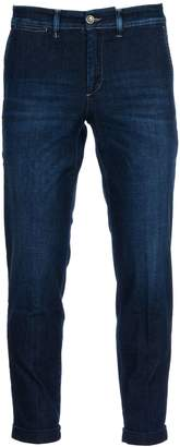 Jeckerson Cotone Slim Fit Jeans