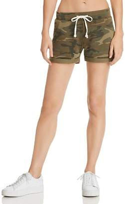 Alternative Camo Drawstring Shorts