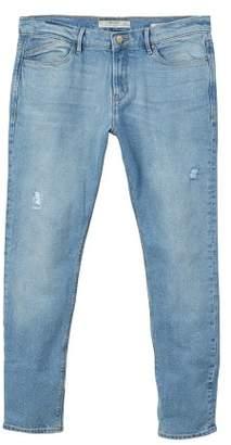 Mango man MANGO MAN Skinny light vintage wash Jude jeans