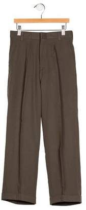 Gant Kids Boys' Pleated Three Pockets Pants