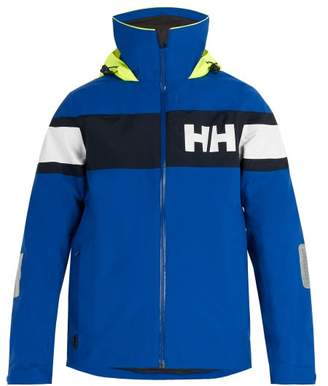 Helly Hansen Salt Flag Jacket - Mens - Blue