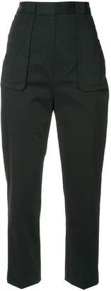 G.V.G.V. stretch slim fit trousers