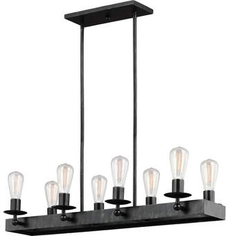 Trent Austin Design Hines 8-Light Kitchen Island Pendant