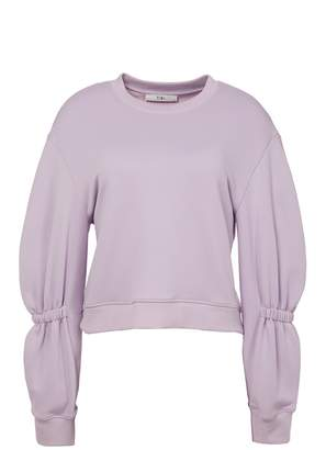 Tibi Sculpted Sleeve Sweatshirt