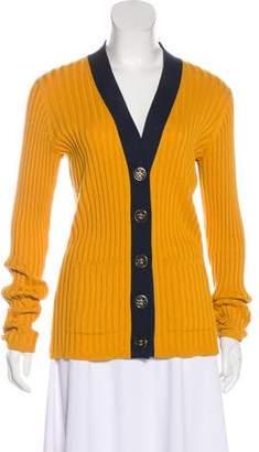 Tory Burch Long Sleeve Cardigan