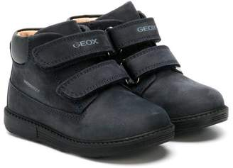 Geox Kids touch strap boots