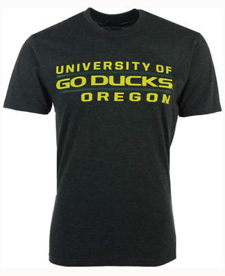 Colosseum Men's Oregon Ducks Verbiage Stack T-Shirt
