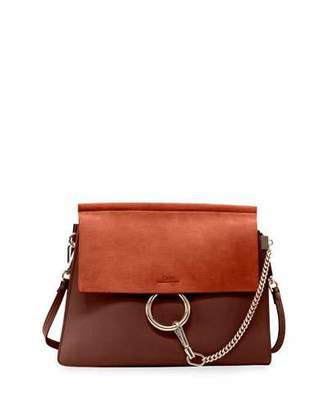 Chloé Faye Medium Flap Shoulder Bag
