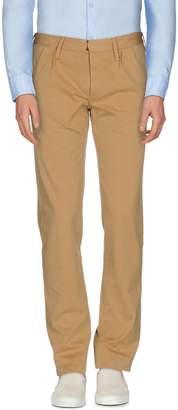 Incotex Red Casual pants - Item 36810397QO