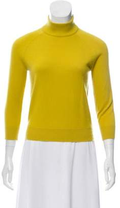 Michael Kors Cashmere Knit Sweater Lime Cashmere Knit Sweater
