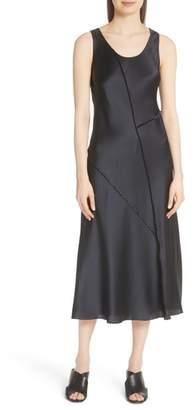 Vince Silk Tank Dress