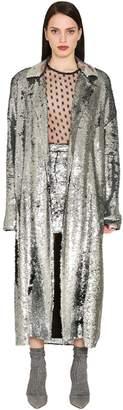 DANIELE CARLOTTA Sequined Coat