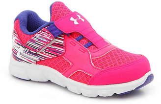 Under Armour Thrill 3 Toddler Sneaker - Girl's