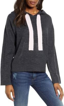 Caslon Off-Duty Hoodie Sweater