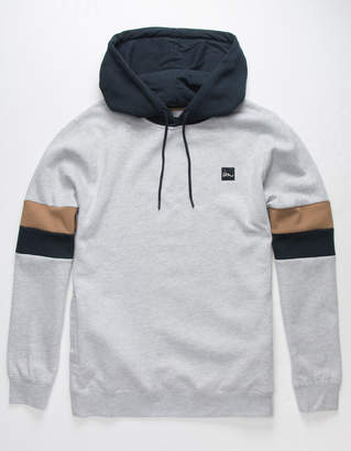 Imperial Motion Voyager Heather Gray Mens Hoodie