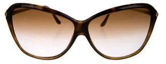Dita Gradient Tortoiseshell Sunglasses