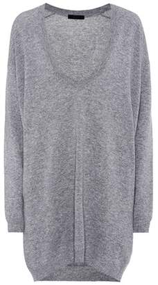The Row Maita wool and cashmere sweater