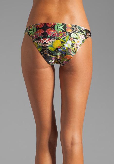 Zimmermann Flourishing Bow Bikini