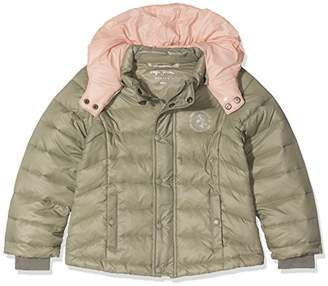Pepe Jeans Girl's JANA JR Coat,(Manufacturer Size: 14)