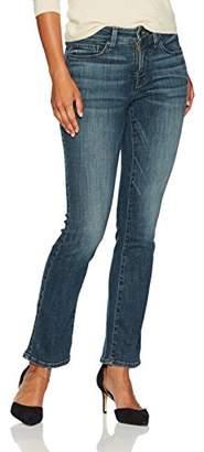NYDJ Women's Petite Size Marilyn Straight Leg Jeans